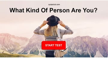 Personality Quiz Test: To Be Or Not To Be... That Is The Question!