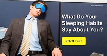 Personality Quiz Test: What Do Your Sleeping Habits Say About You?