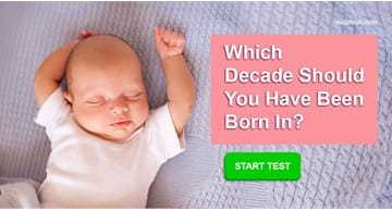 Personality Quiz Test: Which Decade Should You Have Been Born In?