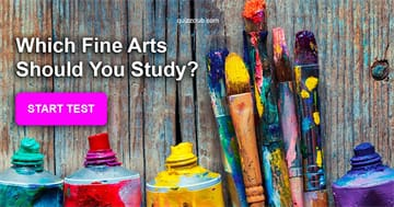 Personality Quiz Test: Which Fine Arts Should You Study?