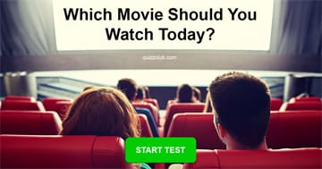 Movies & TV Quiz Test: Which Movie Should You Watch Today?