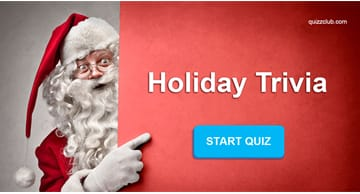 Personality Quiz Test: Holiday Trivia