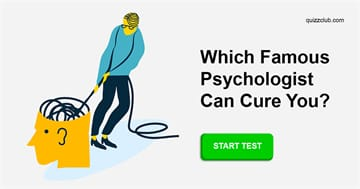 Personality Quiz Test: Tell Us Your Deepest Troubles And We'll Tell You Which Famous Psychologist Can Cure You