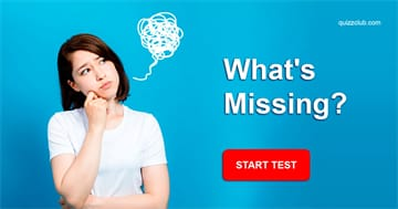 Personality Quiz Test: This Image Test Will Reveal The One Thing Missing From Your Life