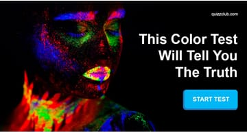 Personality Quiz Test: This Scientific Color Test Will Reveal What Type Of Person You Really Are!