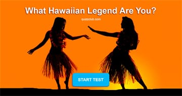 Personality Quiz Test: What Hawaiian Legend Are You?