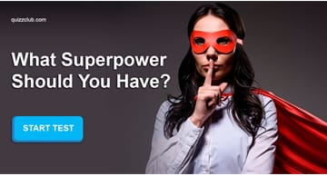 Personality Quiz Test: What Superpower Should You Have?