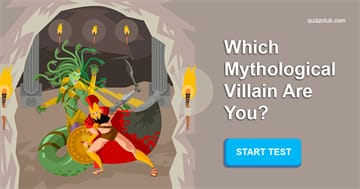 History Quiz Test: Which Mythological Greek Villain Are You?