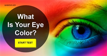 Personality Quiz Test: Can We Guess Your Eye Color Just From These 7 Questions?