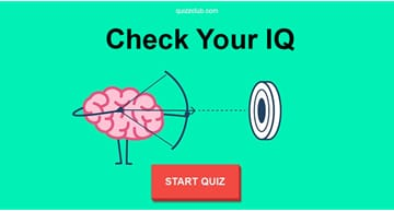 IQ Quiz Test: Only People Whose IQ Is 150 Or Over Will Score 10/10