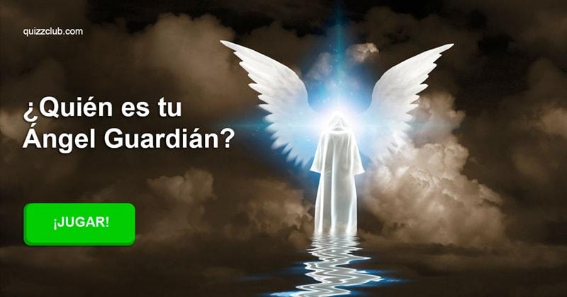 Religión Quiz Test: ¿Quién es tu Ángel Guardián?