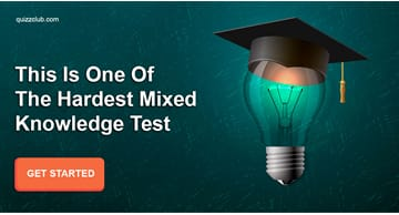 knowledge Quiz Test: You're A Genius If You Score 15/15 In The Hardest Mixed Knowledge Test