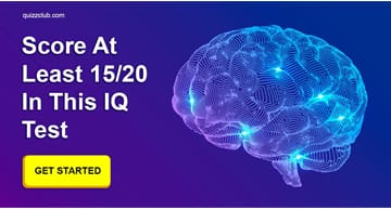 IQ Quiz Test: Your IQ Is 149 If You Can Score At Least 15/20