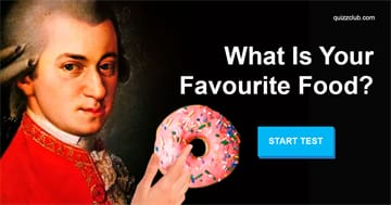 Personality Quiz Test: Can we guess your favourite food from your taste in music?