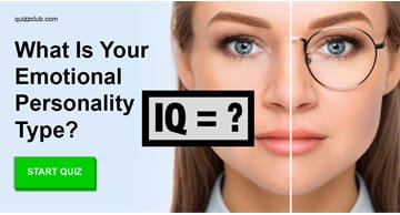 Personality Quiz Test: This IQ Test Will Determine Your Emotional Personality Type