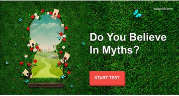 Personality Quiz Test: What mythical creature are you?