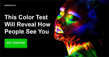 Personality Quiz Test: This Color Test Will Reveal How People See You