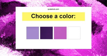 Personality Quiz Test: This Color Test Will Reveal Your Greatest Fear