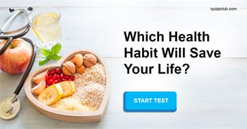 Personality Quiz Test: This Quiz Will Reveal Which Health Habit Will Save Your Life