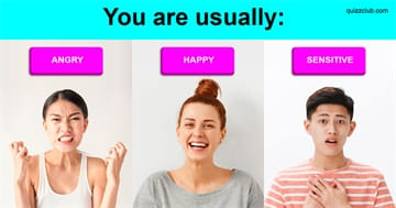 Personality Quiz Test: What's your Element?