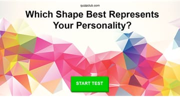 Personality Quiz Test: Which Shape Best Represents Your Personality?