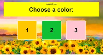 Personality Quiz Test: This Color Test Will Reveal Who You Were In A Past Life