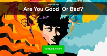 Personality Quiz Test: What Percentage Of Good And Bad Is Your Subconscious?