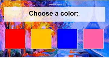 Personality Quiz Test: This Color Test Will Reveal Your Secret Desire