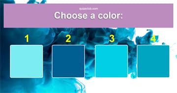 Personality Quiz Test: This Color Test Will Reveal Your Secret Talent