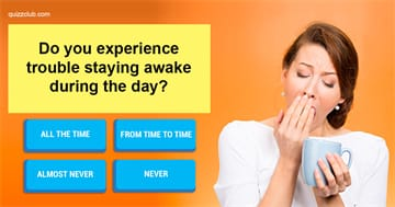 Personality Quiz Test: This Test Will Reveal Your Psychological Age Based On Your Sleep
