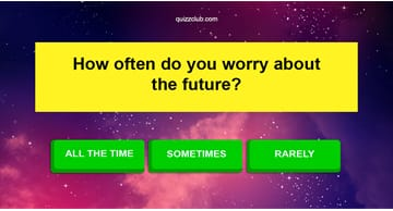 Personality Quiz Test: What Is Your Mental Age And Personality Type?