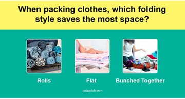 Personality Quiz Test: 63% Of People Are This Type Of Packer, Are You?