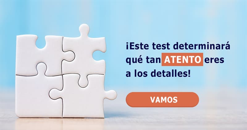 Сiencia Quiz Test: ¡Este test determinará qué tan atento eres a los detalles!