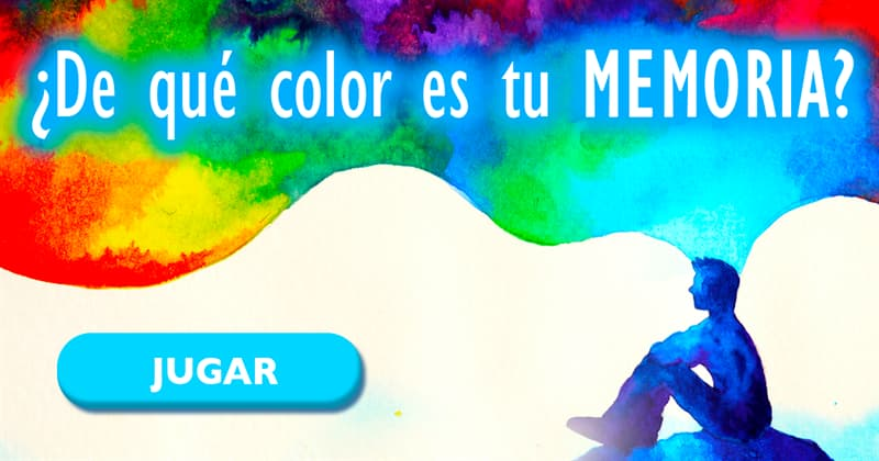color Quiz Test: ¿De qué color es tu memoria?