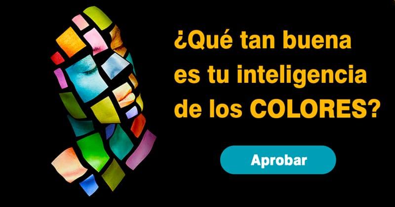 color Quiz Test: ¿Qué tan buena es tu inteligencia de los colores?