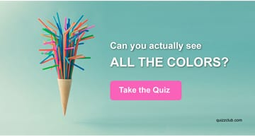 IQ Quiz Test: Can You Actually See All The Colors?
