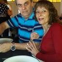 Mario Olguin y Carmen Gambis