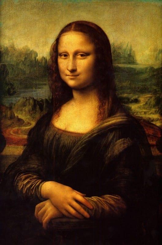 History Trivia Question: The Mona Lisa has no eyebrows