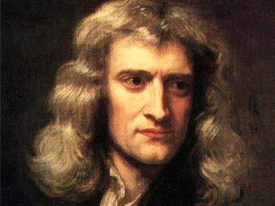 Society Trivia: What falling object is said to have inspired Isaac Newton's theories about gravity?