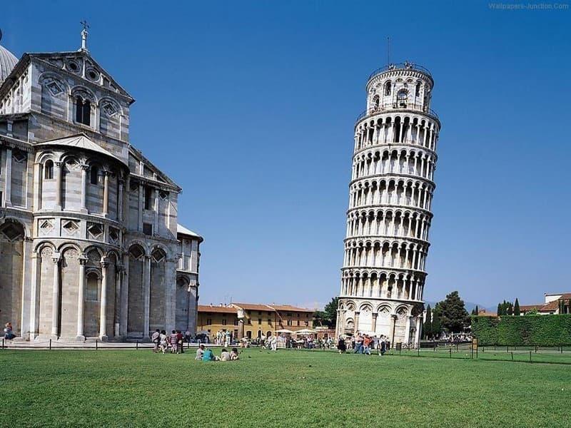 Historia Trivia: ¿Cuál era la función de la Torre de Pisa durante la Segunda Guerra Mundial?