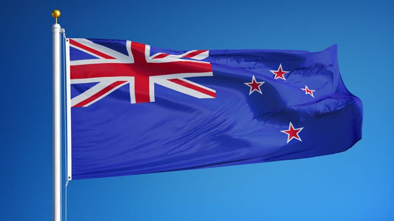 Geography Trivia Question: Which country's flag is it?