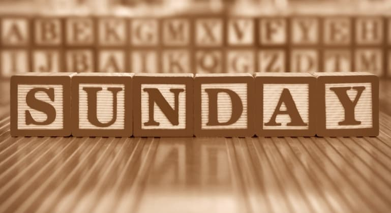 "History Trivia Question: What is the ""Cold Sunday"" known for?"