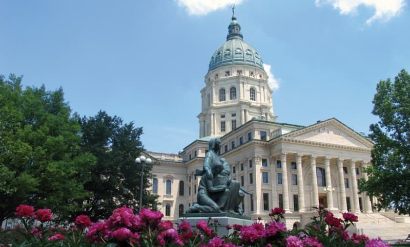Geography Trivia Question: Which is the capital city of Kansas?