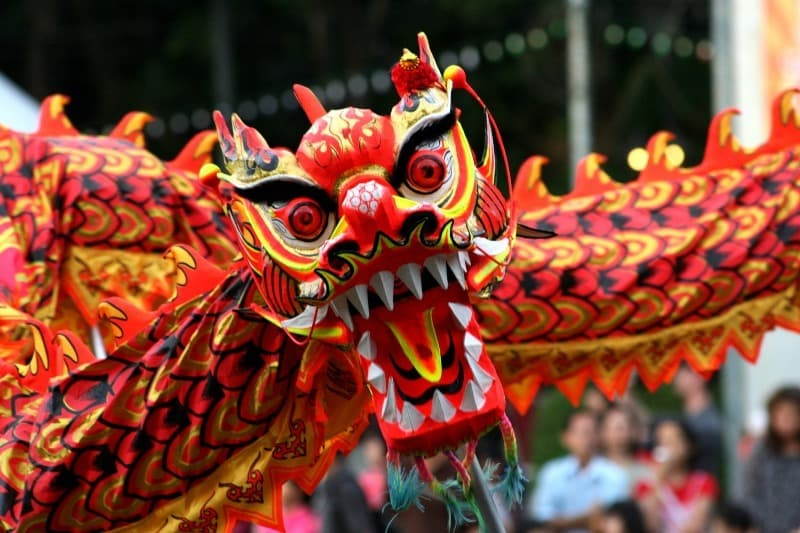 Culture Trivia Question: How long do Chinese New Year celebrations last in China?