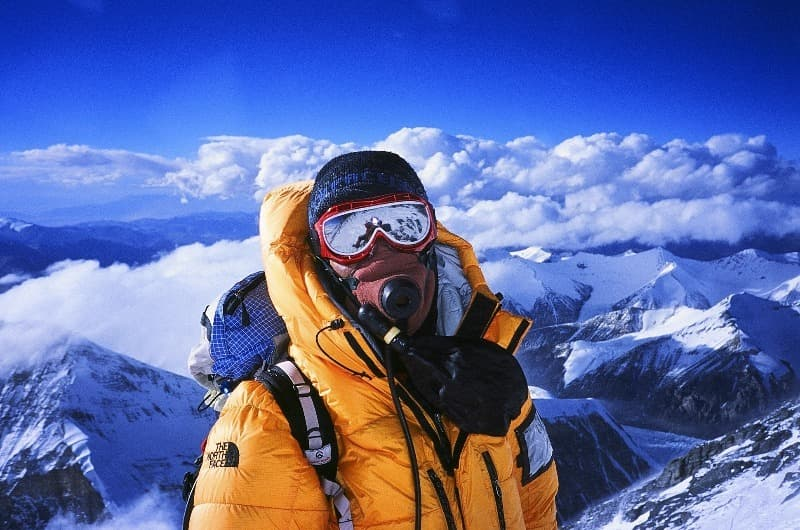 Society Trivia Question: Is there WiFi on mount Everest?