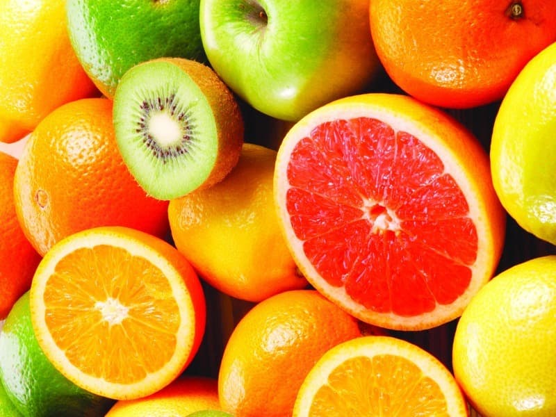 Science Trivia Question: What vitamin are citrus fruits noted for?