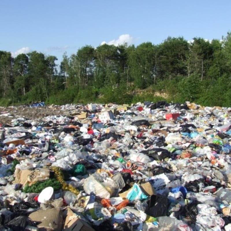 Geography Trivia Question: What is the largest landfill in the world?