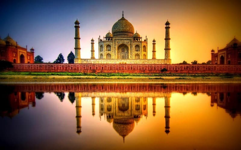 Geography Trivia Question: What's the original purpose of Taj Mahal?
