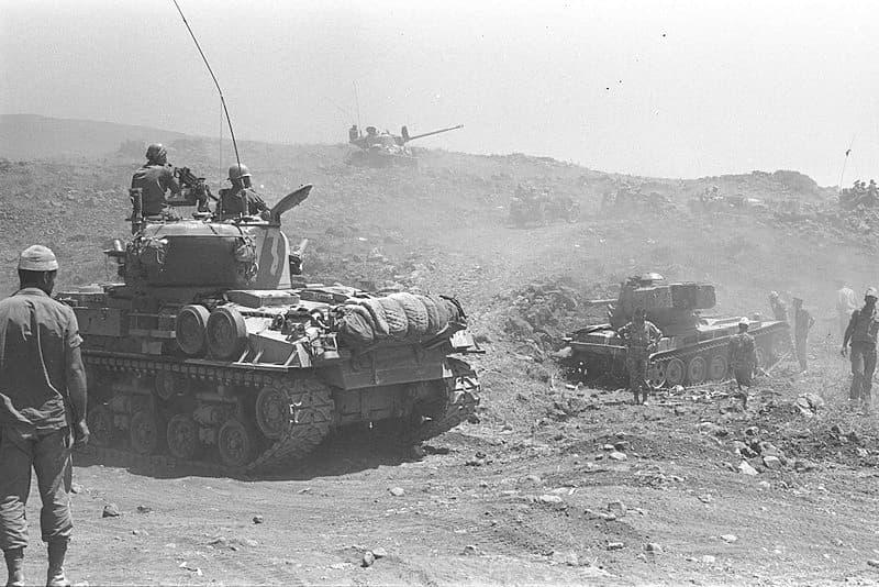 История Вопрос: В какой из этих войн Израиль был на победной стороне?