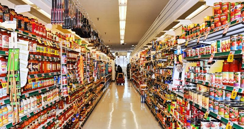 Society Trivia Question: What is the most shoplifted food item in the world?